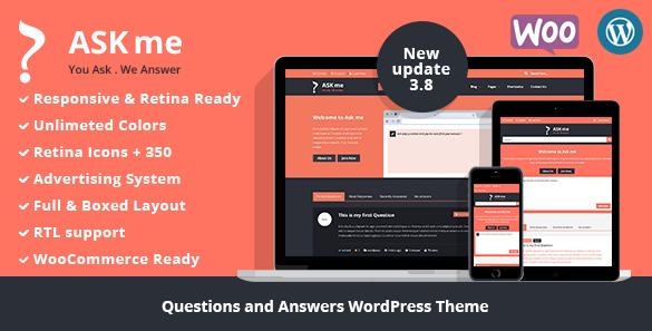 Ask-Me-Responsive-Questions-Answers-WordPress Minisite Sempoi Bonus