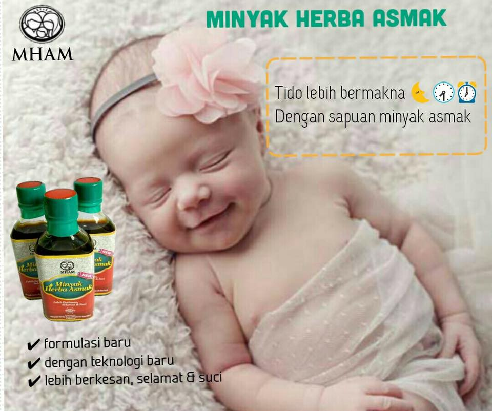 Minyak-Herba-Asmak-Penawar-Asma-Lelah-dan-Batuk-1 Minyak Herba Asmak : Penawar Asma, Lelah dan Batuk